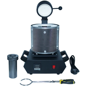 Mini/Portable Electronic Melting Furnace for Metal Gold/Silver