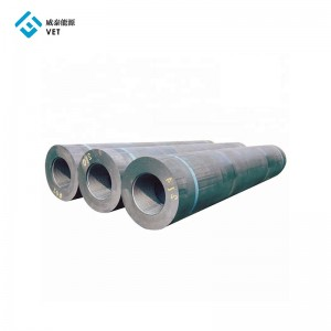 Graphite electrode hp for steel plant smelting