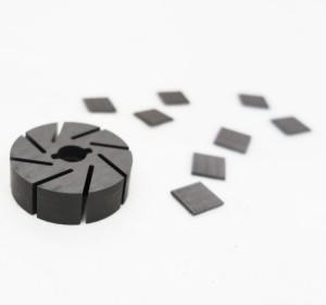 Special Isostatic Graphite for Vacuum Pump Rotor