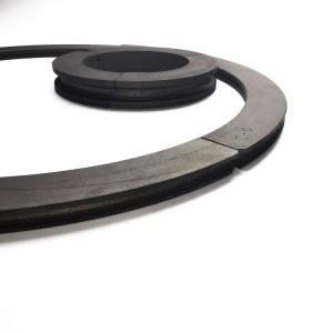 Carbon Graphite Seal Ring Split Ring