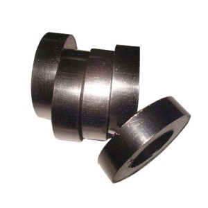 High pure flexible graphite ring, high flexural strength ring