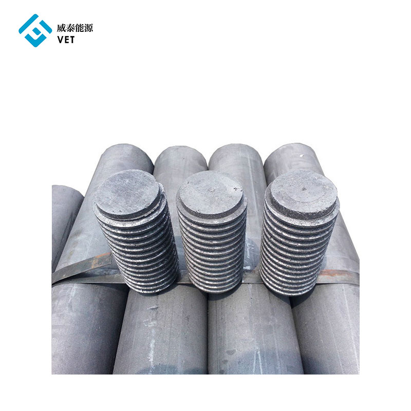 Good quality factory price graphite electrode 600mm Featured Image