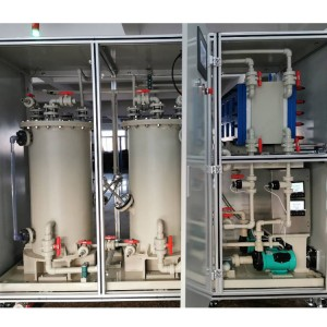 VRFB battery energy storage system, Vanadium Redox Flow Battery