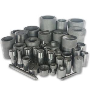 silicon carbide crucible for cast iron crucible silicon carbide