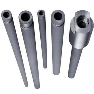 Silicon Carbide SSIC RBSIC SiC Tube Silicon Tube