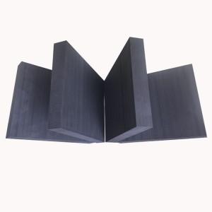 Custom activated cathode carbon block, crystallization graphite block