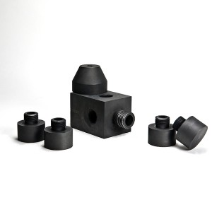 High Quality Synthetic Carbon Graphite Molds Products for Industries