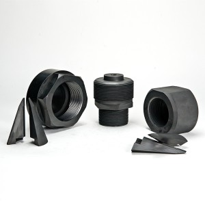 OEM graphite parts customized graphite molds for photovoltaic
