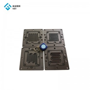 Anode graphite plate for Hydrogen Fuel generator