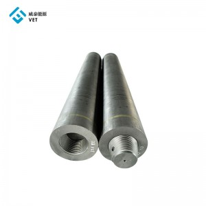 China uhp durable conductivity graphite electrode