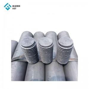 China factory direct top quality 100% Imported Needle Coke graphite electrode