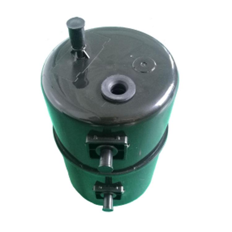medical oxygen cylinder tanks bottle for ICU Ventilator with hose fittings Featured Image