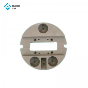 High Purity Carbon and Graphite Molds for Semiconductor parts