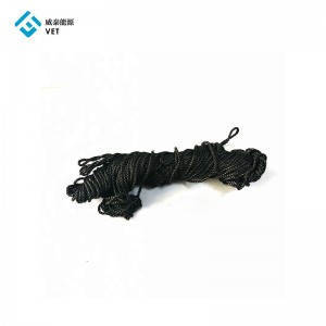 Carbon ropes