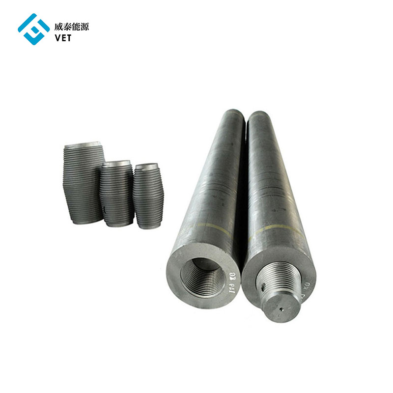 Graphite electrodes with nipples for arc furnaces Featured Image