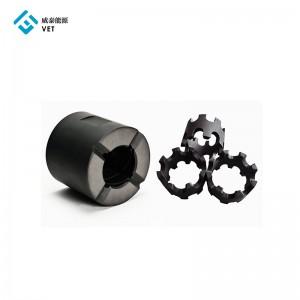 High density plyweight graphite bearings
