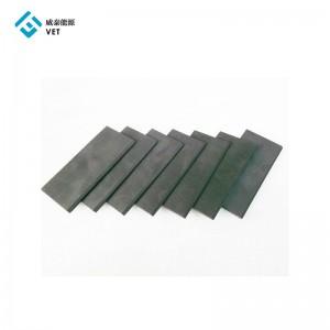 Carbon graphite vane for busch vacuum pumps