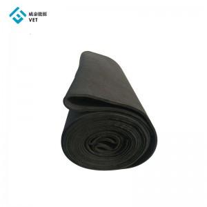 PAN-based Carbon Fiber Felt Pad as Thermal Insulation Graphite Felt